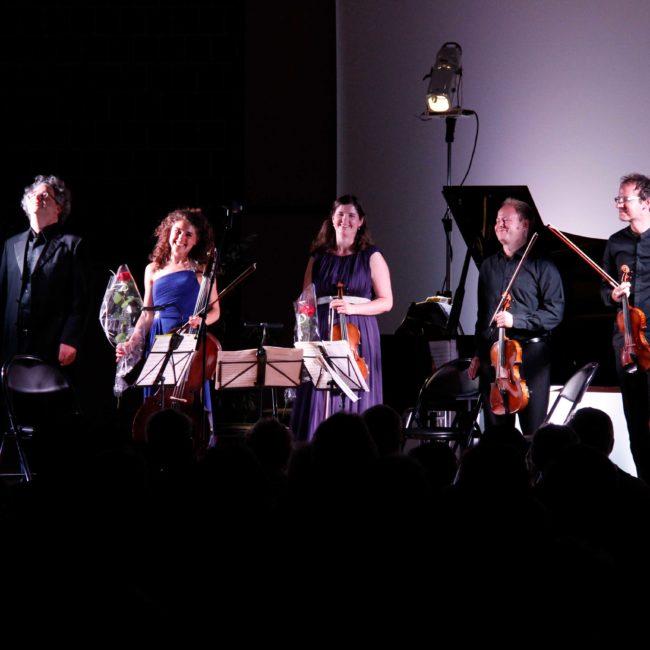 Carducci String Quartet et Pascal Amoyel au Festival Clef de Soleil