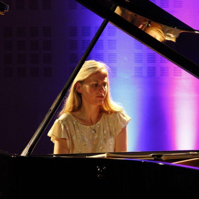 Claire-Marie LeGuay au Festival Clef de Soleil
