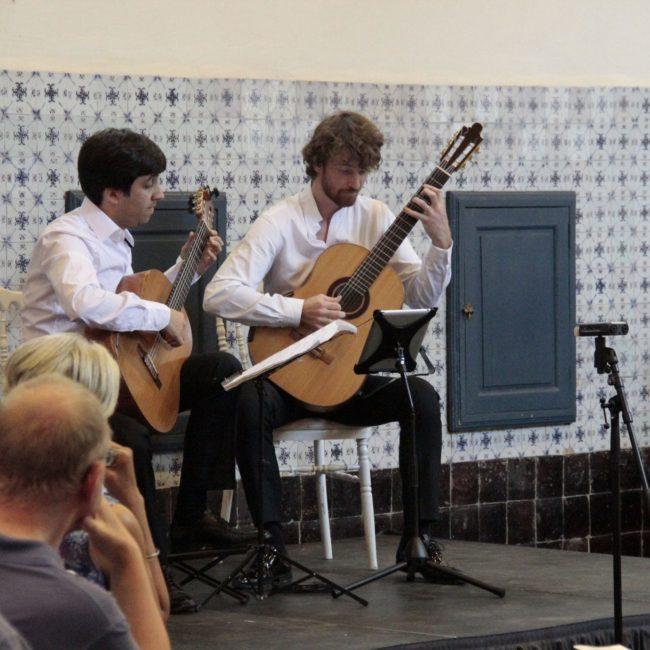 Duo Mélisande au Festival Clef de Soleil