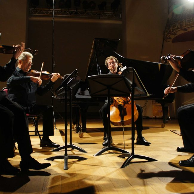 Fine Arts Quartetau Festival Clef de Soleil