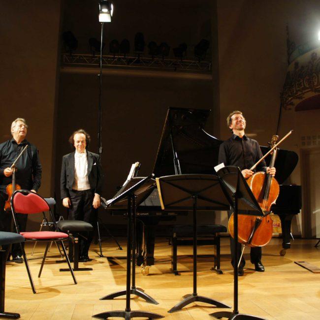 Quatuor Talich et Cyprien Katsaris au Festival Clef de Soleil