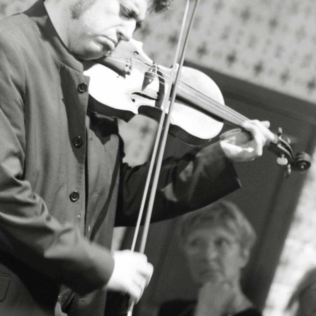 David Nuñez au Festival Clef de Soleil