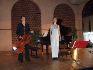 Florence Millet et Valérie Aimard