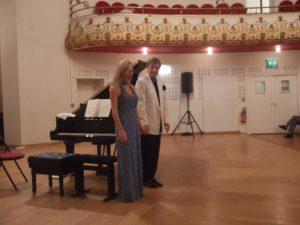 Sandrine et Gabriel Tacchino