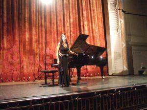 Marylin Frascone au Festival Clef de Soleil