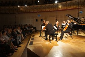 Quatuor Talich avec Dana Cioccarlie