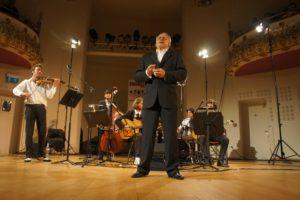 Francis Perrin et Swingin' Partout au Festival Clef de Soleil