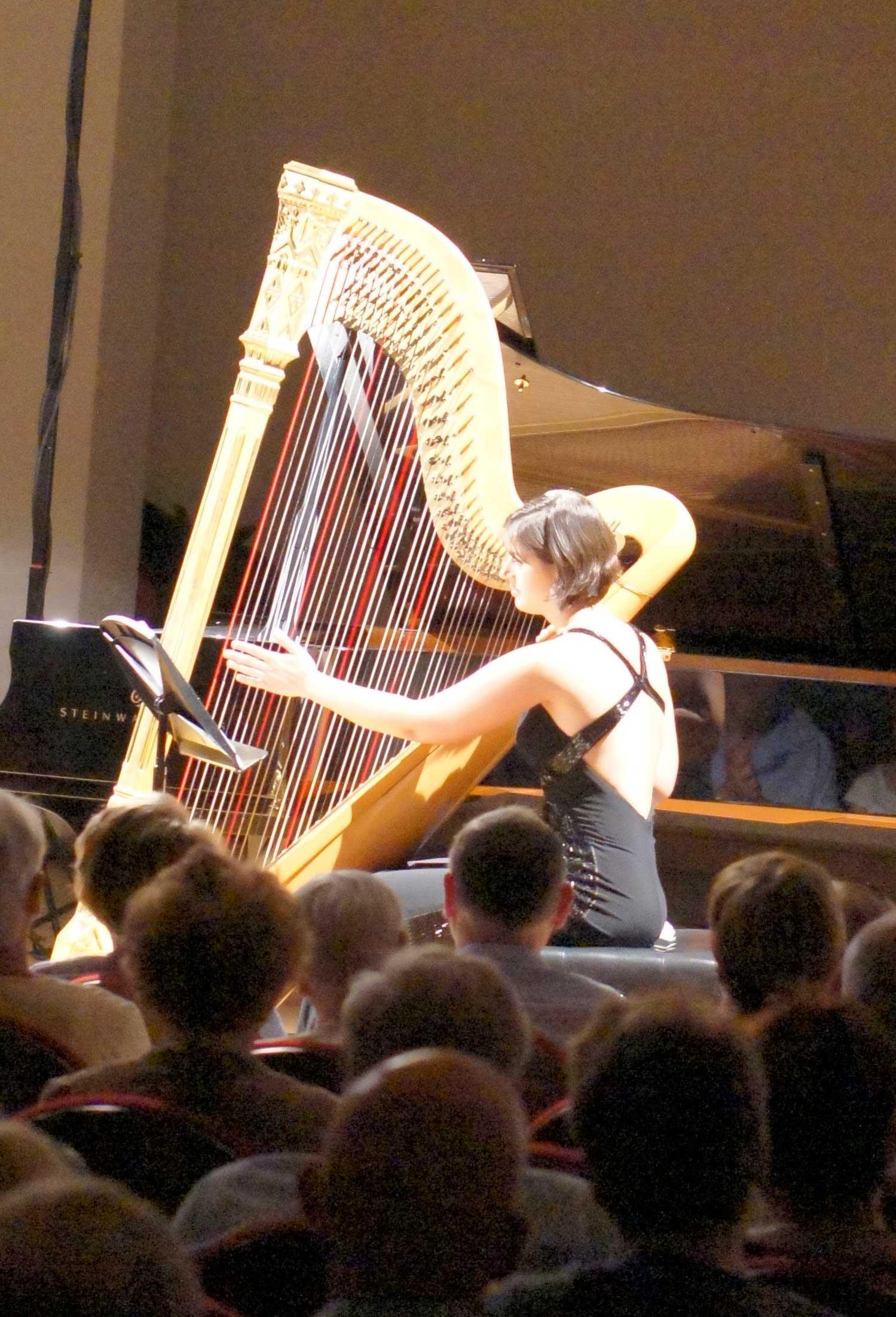 Alice Petre au Festival Clef de Soleil