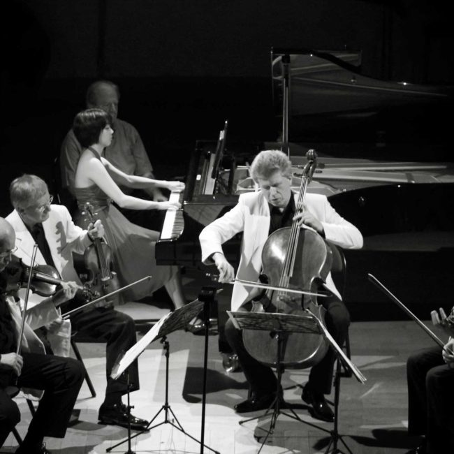 Claire Huangci et Quatuor Pracžák au Festival Clef de Soleil