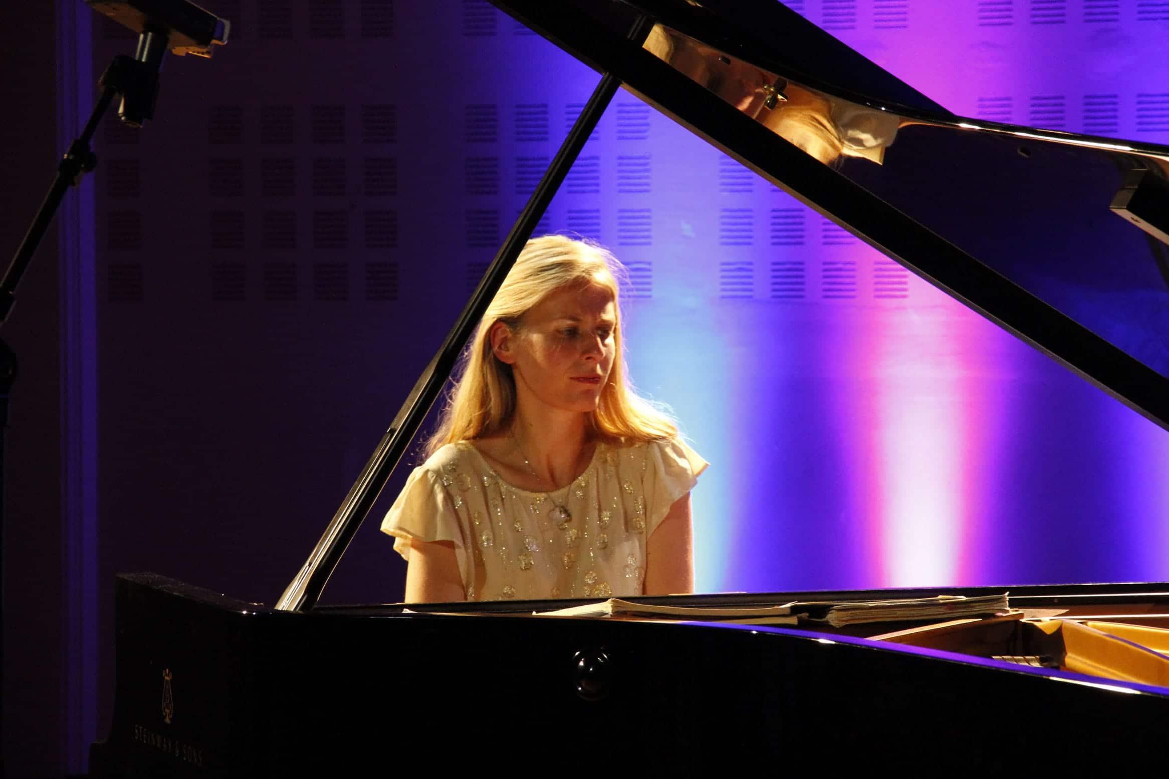 Claire-Marie Le Guay au Festival Clef de Soleil