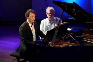 Daniel Propper et Denis Simándy au Festival Clef de Soleil