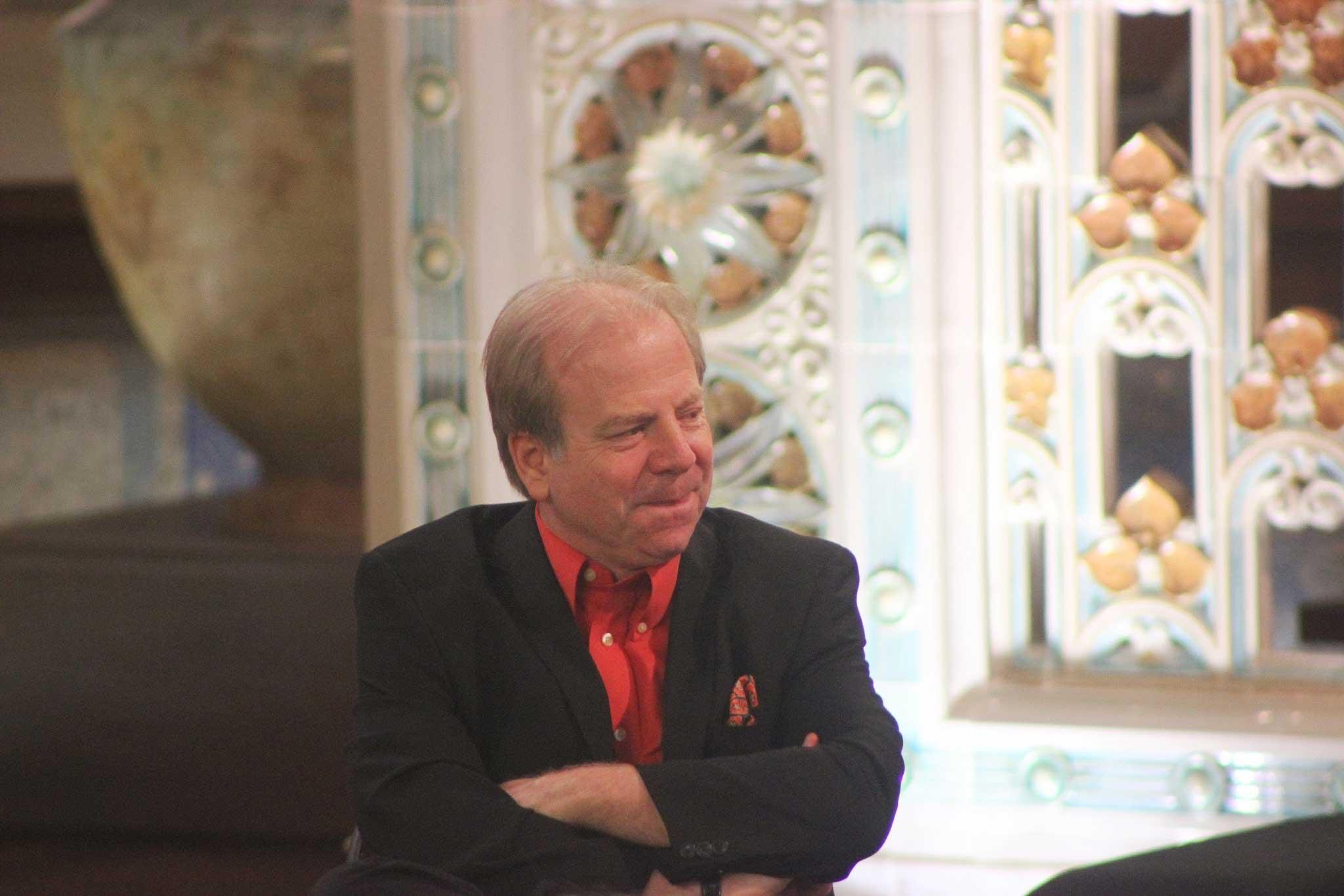 Denis Simándy au Festival Clef de Soleil