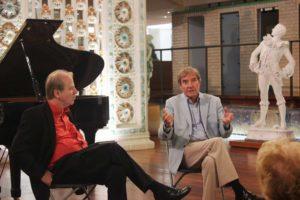 Denis Simándy et Gabriel Tacchino au Festival Clef de Soleil