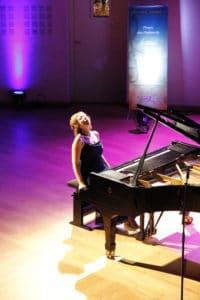 Elena Kuschnerova au Festival Clef de Soleil