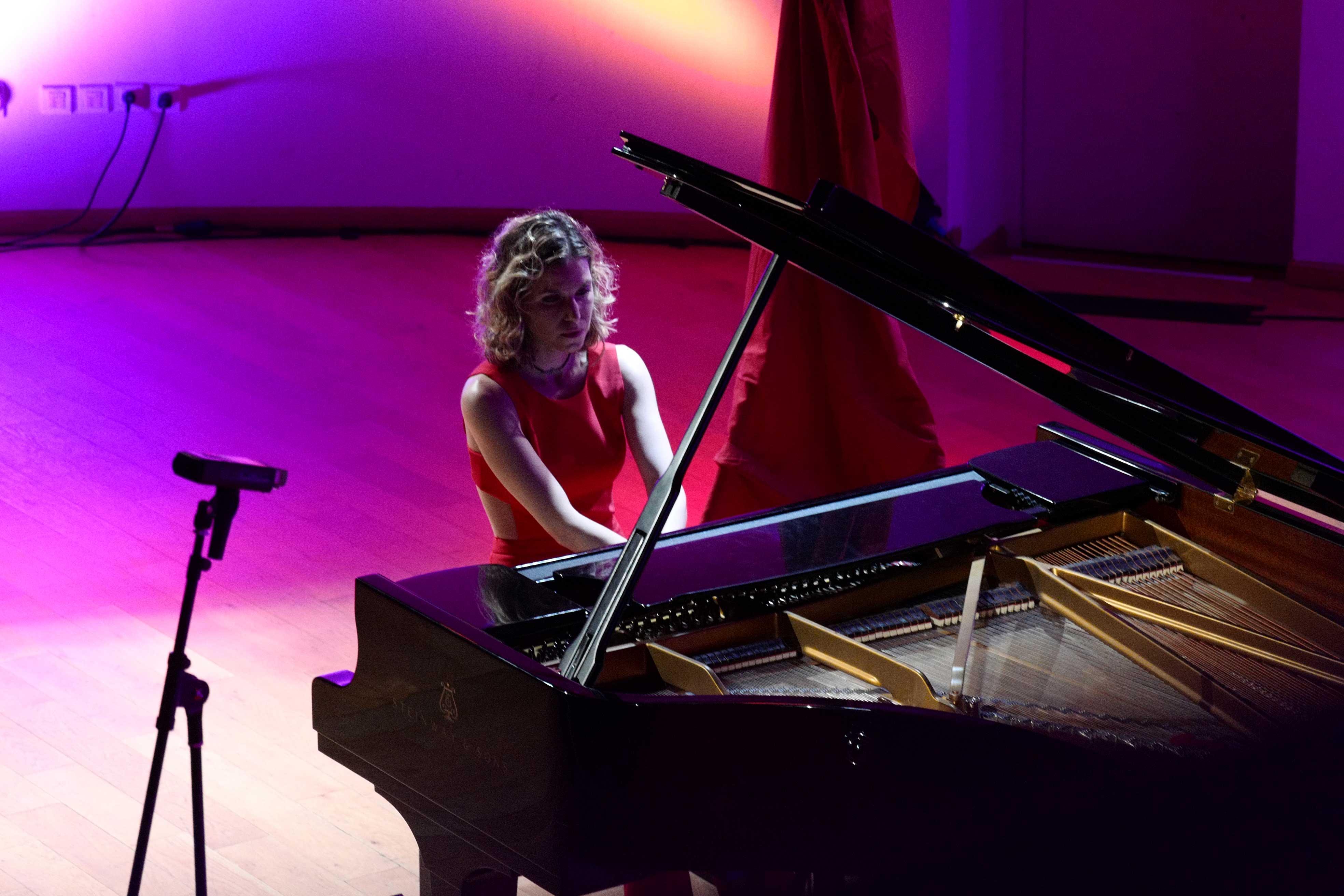 Emmanuelle Braun au Festival Clef de Soleil