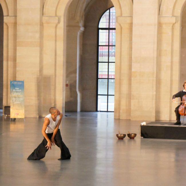 Jean-Paul Dessy et Jacky Berger au Festival Clef de Soleil