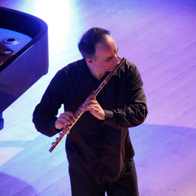 Matthieu Dufour au Festival Clef de Soleil