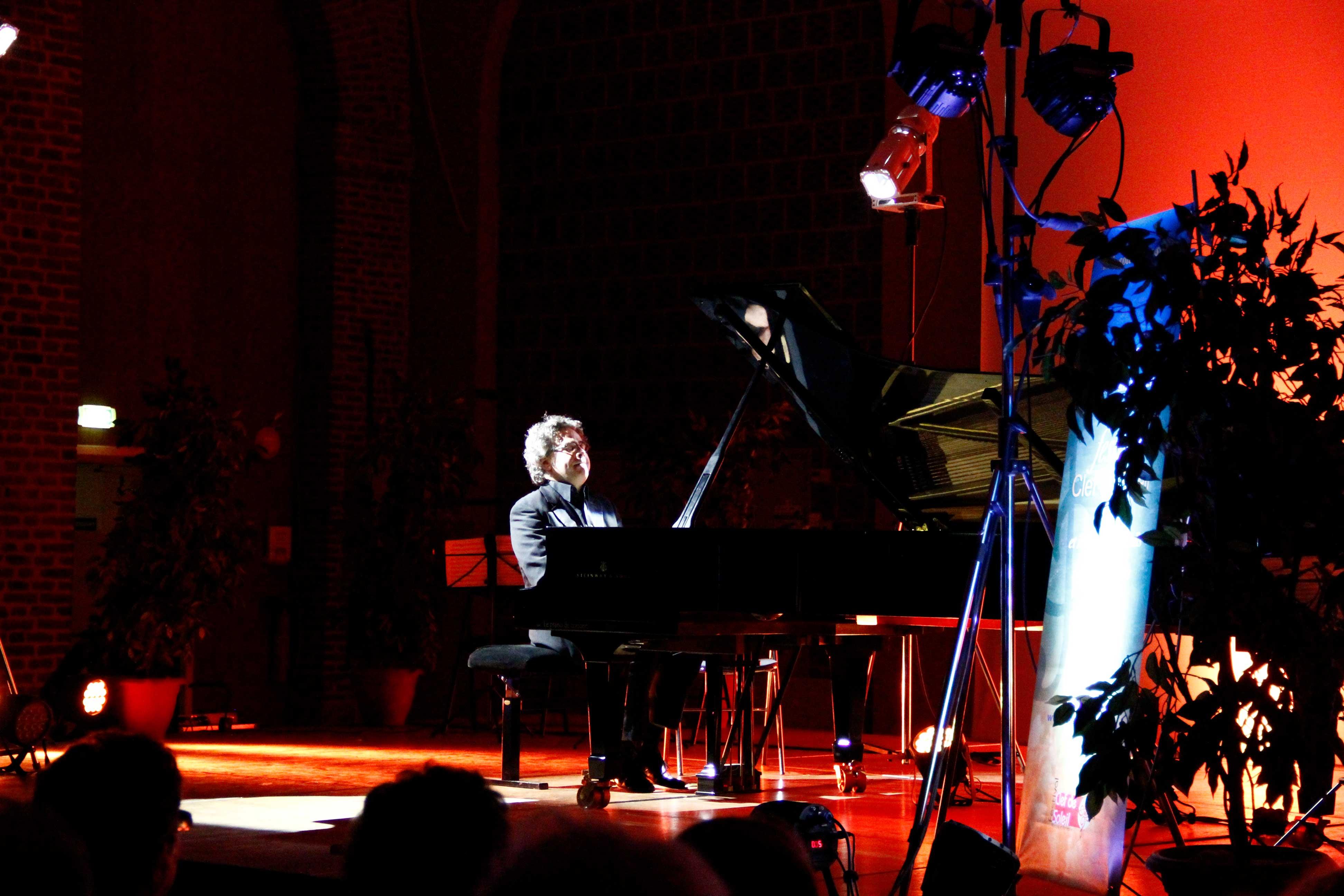 Pascal Amoyel au Festival Clef de Soleil