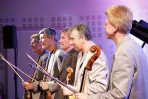 Quatuor Pracžák et Gabriel Tacchino au Festival Clef de Soleil