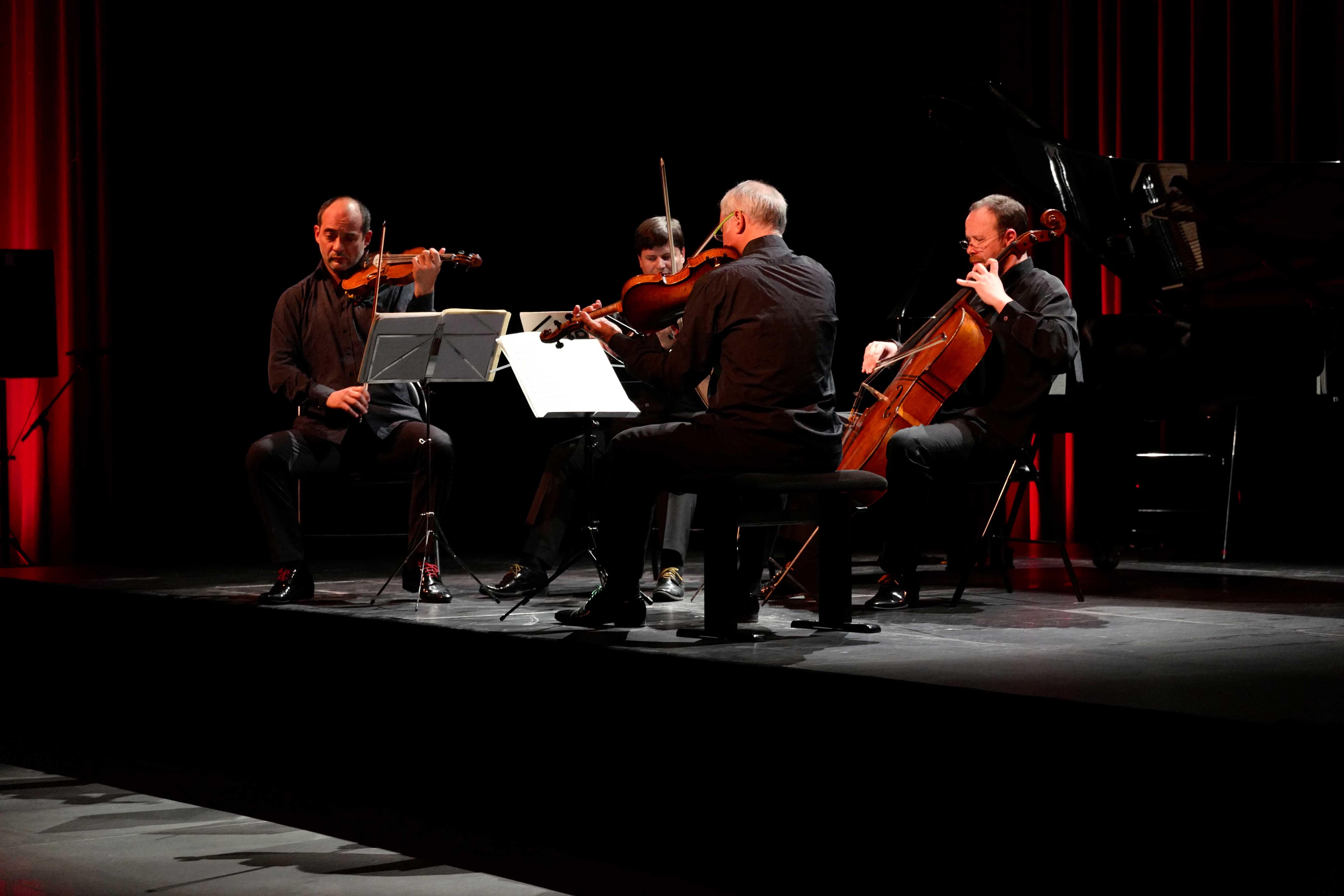 Quatuor Talich au Festival Clef de Soleil