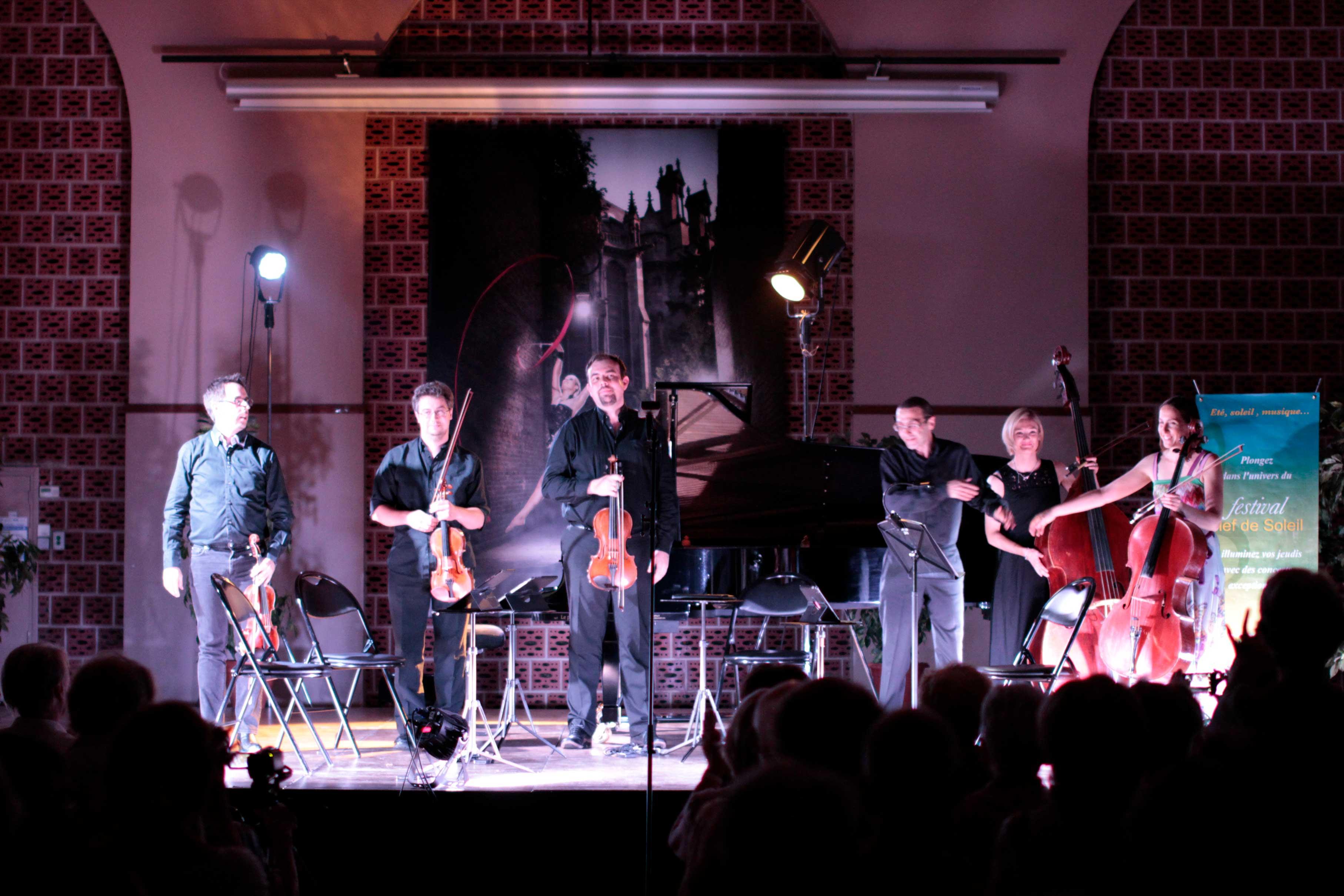 Quatuor Tana, Alexander Paley au Festival Clef de Soleil