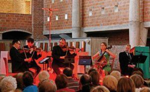 Quatuor Tana et Jean-Claude Drouot au Festival Clef de Soleil