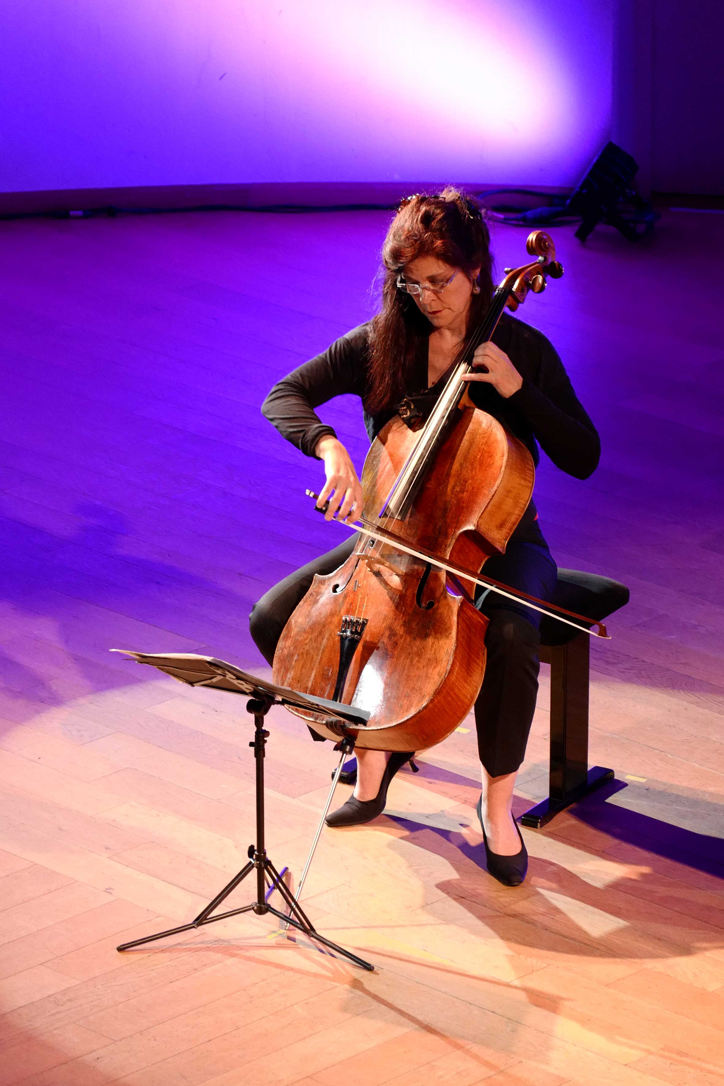 Sonia Wireder-Atherton au Festival Clef de Soleil