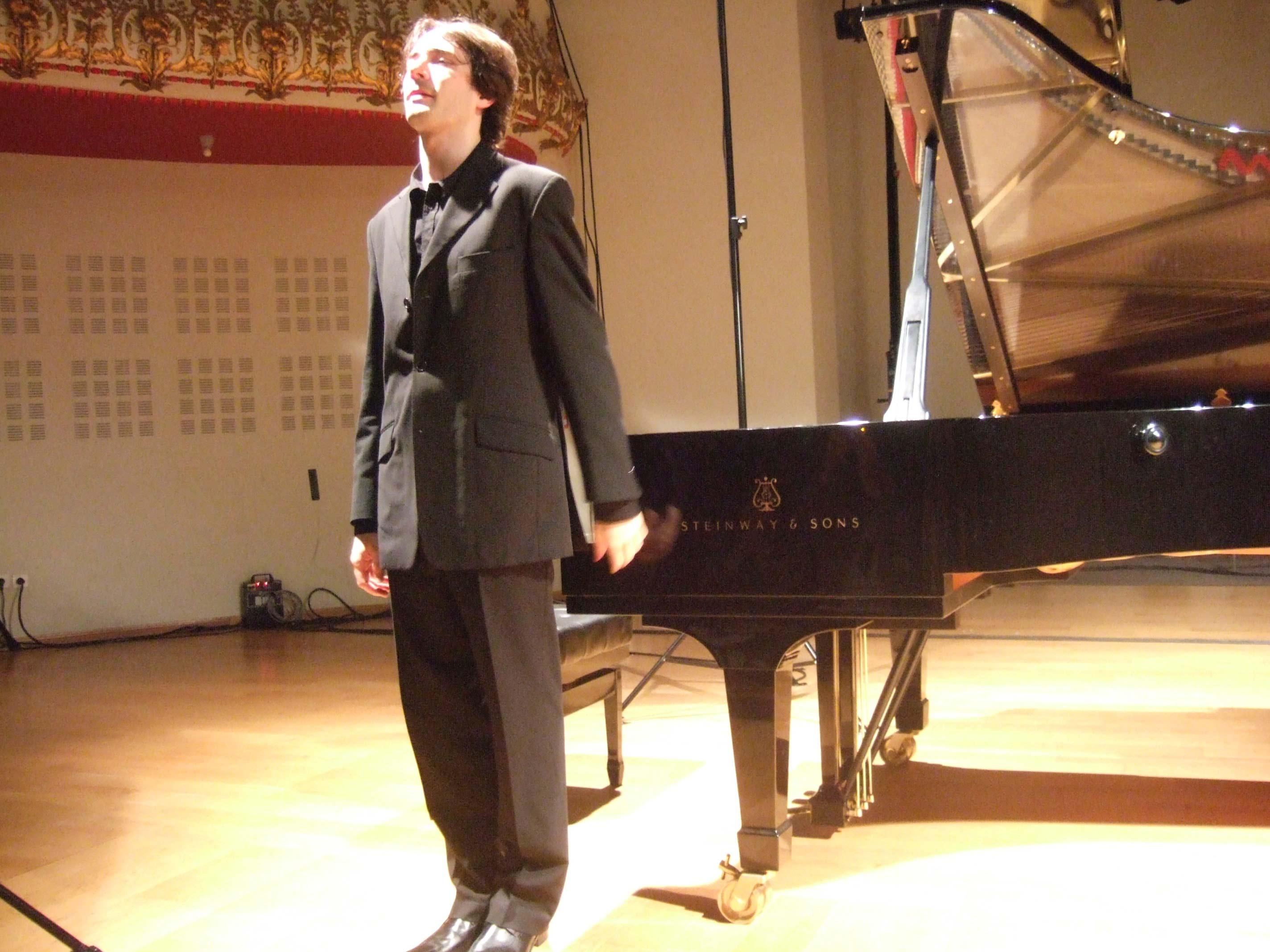 Emmanuel Christien au Festival Clef de Soleil