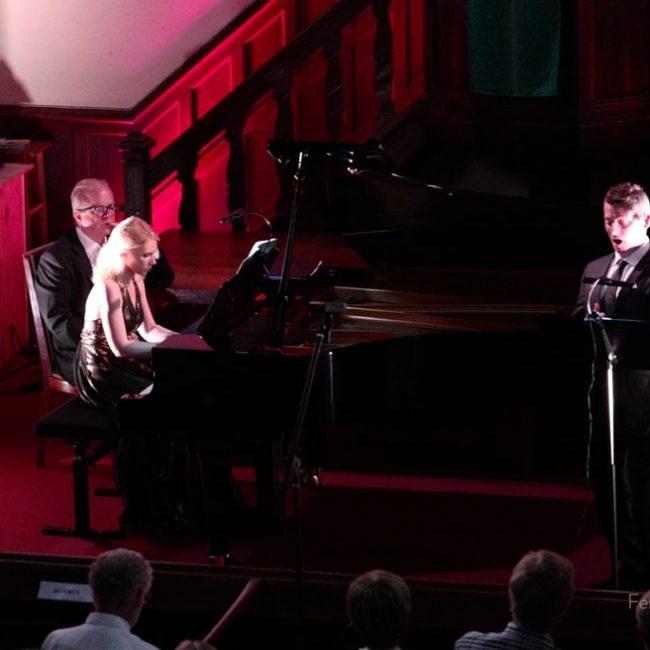 Galina Ermakova et Pascal Bourgeois