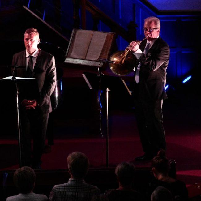 Pascal Bourgeois et Denis Simándy