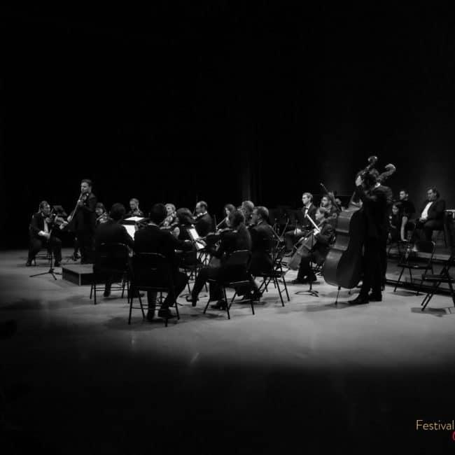 Orchestre de Chambre de Lille, direction Lucie Leguay et Gautier Dooghe