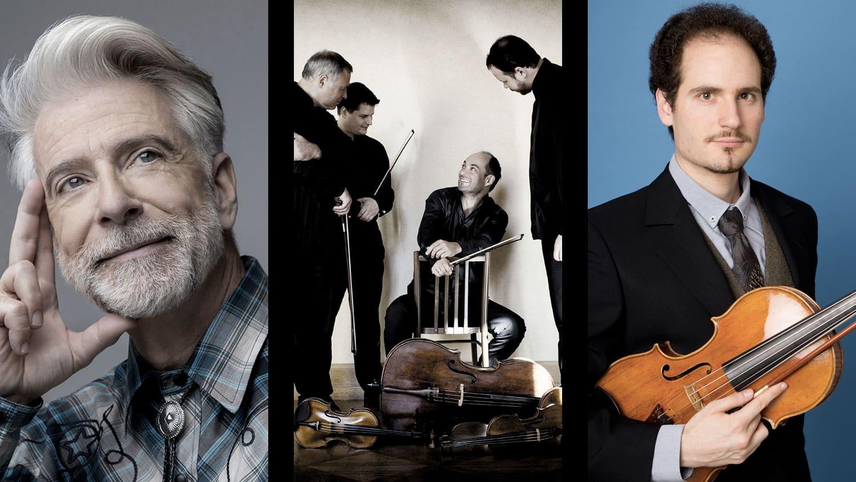 David Lively Quatuor Talich Ralph Szigeti