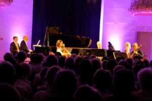 Alexander Paley, Galina Ermakova et l'Ensemble CDS au Festival Lille Clef de Soleil