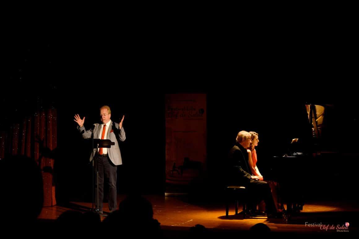 Gabriel Tacchino, Denis Simándy et Emmanuelle Stephan au Festival Lille Clef de Soleil