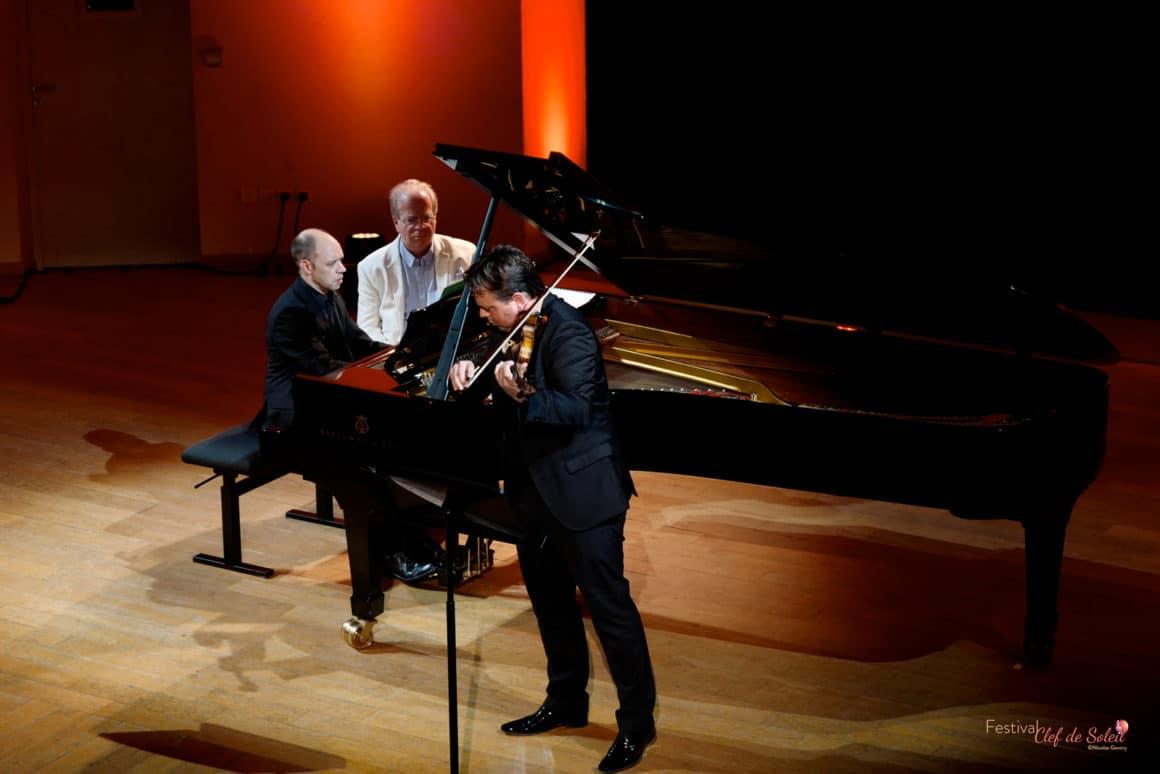 Gautier Dooghe et Olaf John Laneri au Festival Lille Clef de Soleil