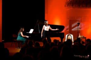 Xénia Ganz et Éloïsa Cascio au Festival Lille Clef de Soleil