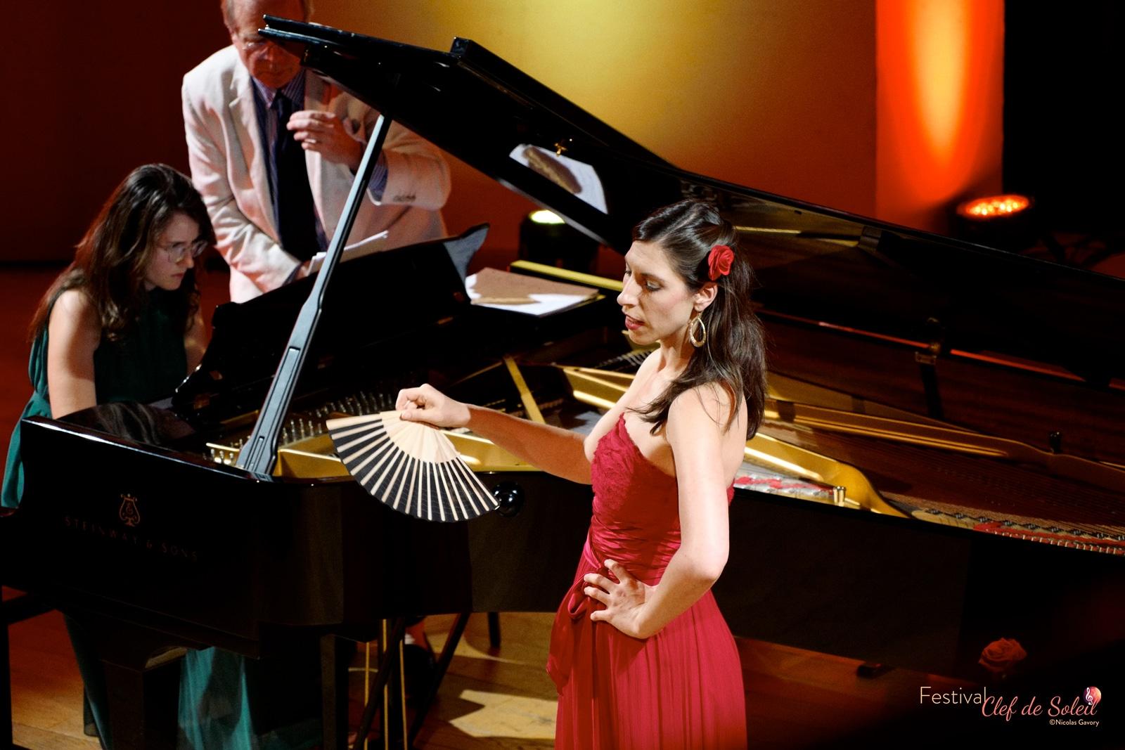 Xénia Ganz et Éloïsa Cascio