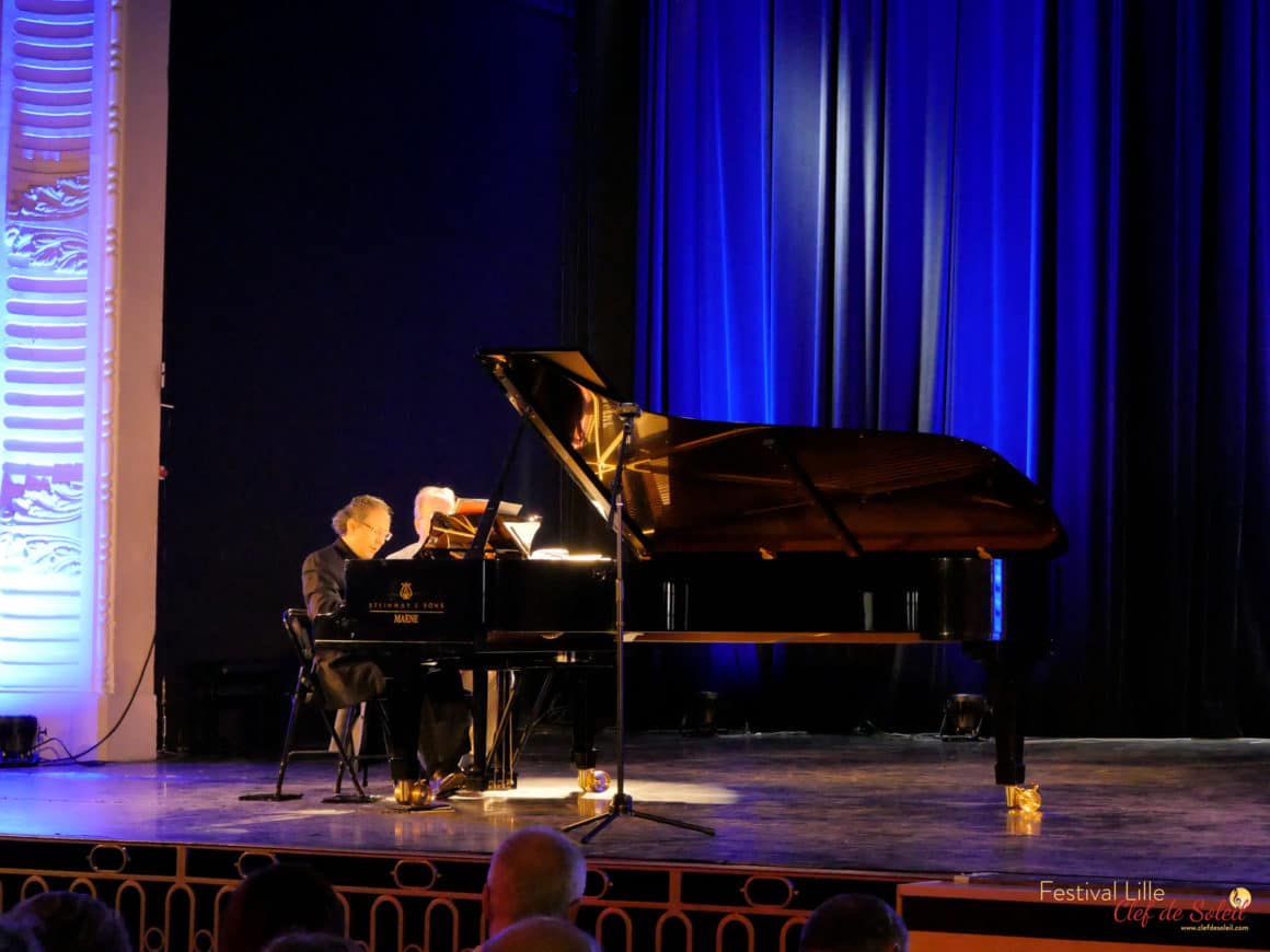 Jean-Marc Luisada au Festival Lille Clef de Soleil